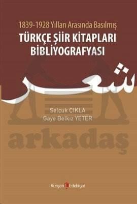Türkçe Şiir Kitapları Bibliyografyası