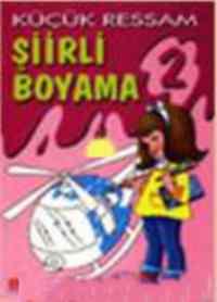 Küçük Ressam 2 şiirli Boyama Aziz Sıvaslıoğlu 26 Indirim