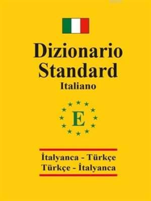İtalyanca Standart Sözlük; İtalyanca,Türkçe ? Türkçe, İtalyanca Sözlük