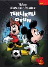 Dedektif Mickey - Tehlikeli Oyun