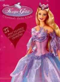 Barbie Kuğu Gölü Çıkartmalı Öykü Kitabı