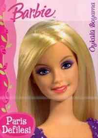 Barbie Paris Defilesi; Öykülü Boyama