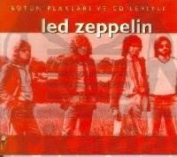 Led Zeppelin Bütün Plakları ve CD'leriyle