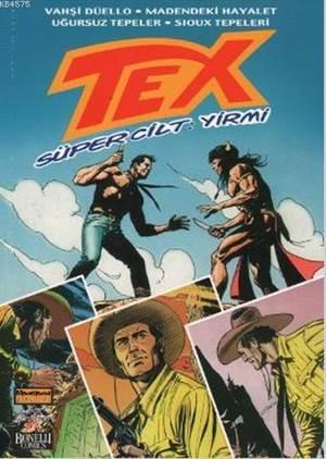 Tex Süper Cilt: 20