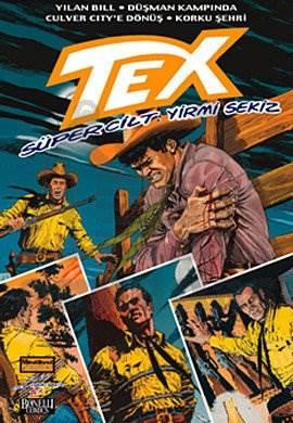 Tex Süper Cilt 28
