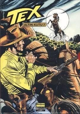 Tex Altın Kutu 7 (12 Dergi Takım)