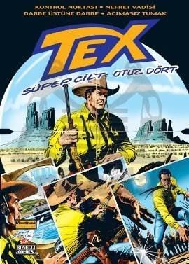Tex Süper Cilt 34