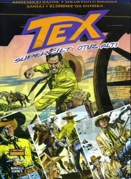 Tex Süper Cilt Sayı: 36