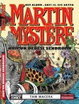 Martin Mystere Dev Albüm Sayı: 13