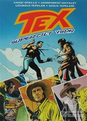 Tex Süper Cilt Sayı: 20
