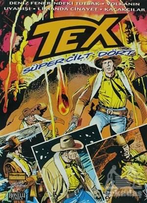 Tex Süper Cilt Sayı: 4