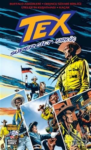 Tex Süper Cilt Sayı: 43