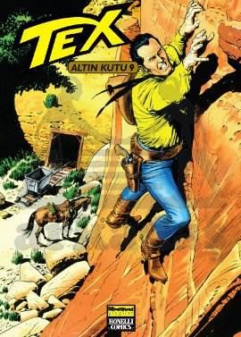 Tex Altın Kutu 9 (12 Dergi Takım)