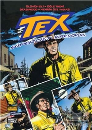 Tex Süper Cilt : 49