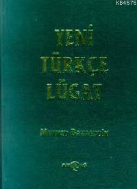 Yeni Türkçe Lügat