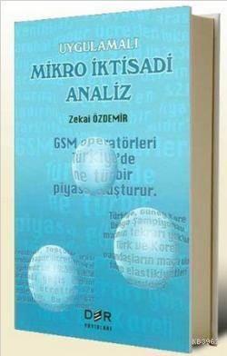 Uygulamalı Mikro İktisadi Analiz