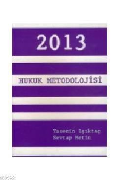 Hukuk Metodolojisi 2013
