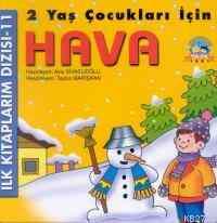 İlk Kitaplarım Dizisi 11 Hava Durumu