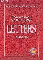 Letters (Mektubat-B.Boy-Ciltli); İngilizce
