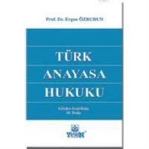 Türk Anayasa Hukuk ...
