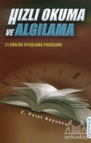 Hızlı Okuma Ve Algılama