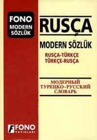 Modern Sözlük Rusç ...