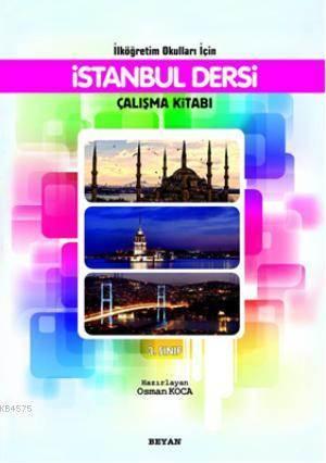 İlköğretim Okulları İçin İstanbul Dersi Çalışma Kitabı 3.Sınıf