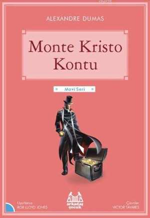 Monte Kristo Kontu (Mavi Seri)