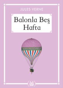 Balonla Beş Hafta (Ekonomik Boy)