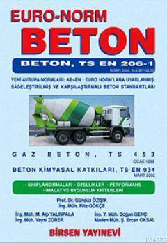 Euro-Norm Beton (Beton, TS EN 206-1)
