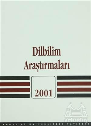 Dilbilim Araştırmaları 2001