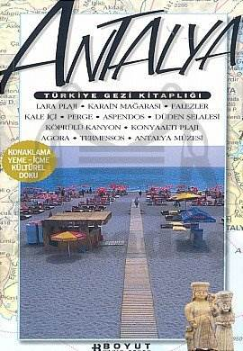 Türkiye Gezi Kitaplığı - Antalya