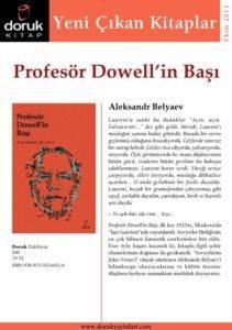 Profesör Dowell'in ...