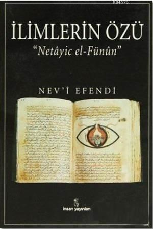 İlimlerin Özü; Netayic El-Fünun