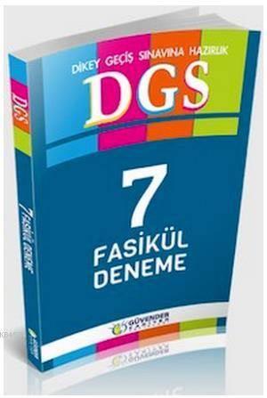 DGS 7 Fasikül Deneme