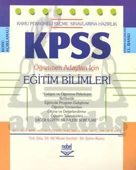 KPSS Kamu Personeli Seçme Sınavlarına Hazırlık Öğretmen Adayları İçin Eğitim Bilimleri