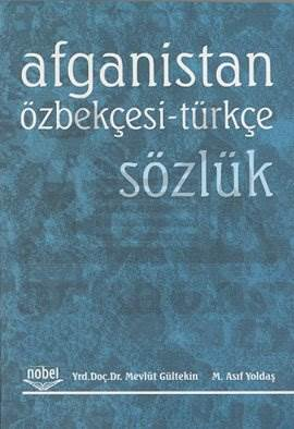 Afganistan Özbekçesi - Türkçe Sözlük