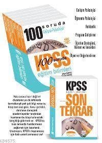 KPSS 100 Soruda Eğitim Bilimleri