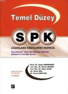 SPK / Temel Düzey  ...
