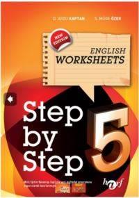 5. Sınıf Step By Step English Worksheets