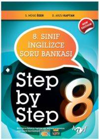 8. Sınıf Step by Step İngilizce Soru Bankası