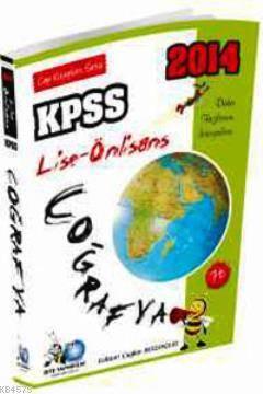 KPSS Lise - Önlisans Coğrafya Cep Kitabı 2014