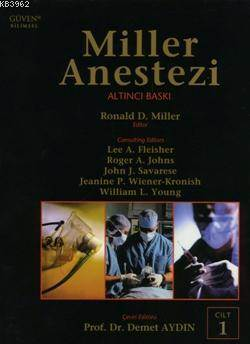 Miller Anestezi (2 Cilt Takım)