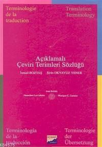 Açıklamalı Çeviri Terimleri Sözlüğü