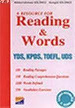 Reading & Words; Y ...