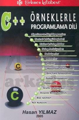Örneklerle C++ Programlama Dili