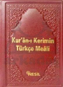 Kur'an-ı Kerim'in Türkçe Meali (Cep Boy)