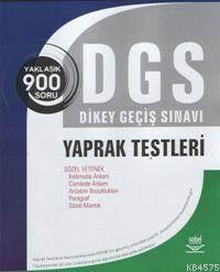 DGS Yaprak Testleri