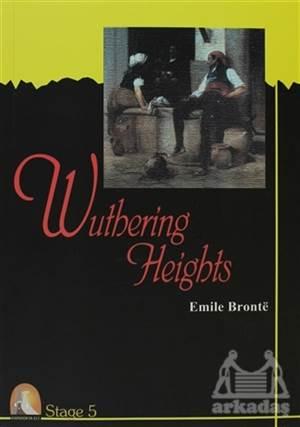 Kapadokya Yayınları Wuthering Heights CD li
