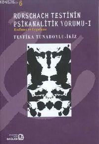 Rorschach Testinin Psikanalitik Yorumu 1